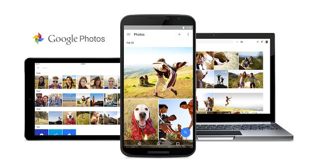 Google Photos, la aplicación independiente de fotos para Android