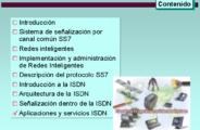 Aplicaciones ISDN (1)
