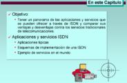 Aplicaciones ISDN (2)