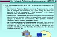 Aplicaciones ISDN (3)