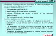 Aplicaciones ISDN (8)